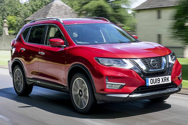 Nissan has unveiled a replacement for its X-Trail SUVs. So deals on the current seven-seater will be around
