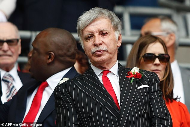 Martin Keown believes Stan Kroenke should sell Arsenal if he is not prepared to invest this summer