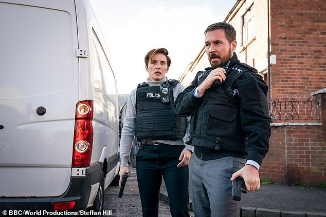 Vicky McClure and Marin Compston star in the drama as Kate Fleming and Steve Arnott