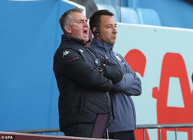 According to reports, Villa boss Dean Smith may look to reunite with the £40m marksman