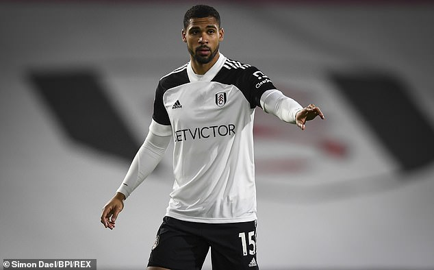The 25-year-old has spent the season on loan with Fulham but has only impressed in bursts