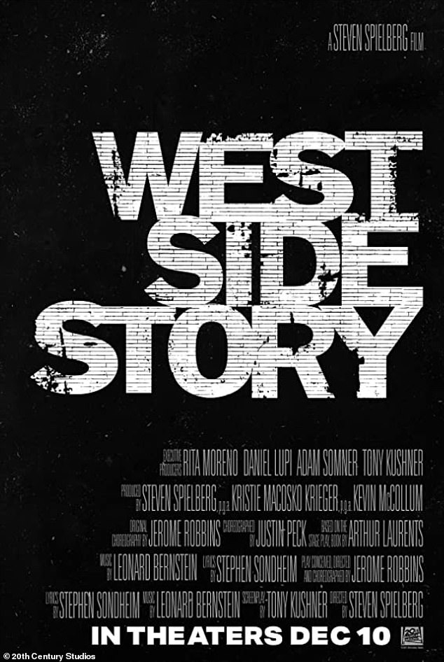 Changes: Although West Side Story was set to be released in December of last year, it was pushed back due to the onset of the global pandemic