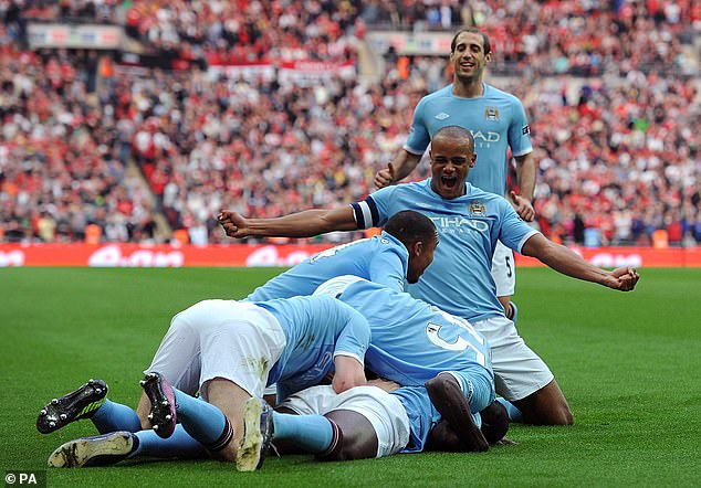 City's win over PSG felt similar to their 2011 FA Cup semi-final win over Manchester United