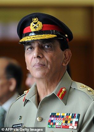 RetiredGeneral Ashfaq Kayani