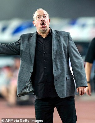 Benitez has vast Premier League experience and was last in charge of Chinese outfit Dalian Professional