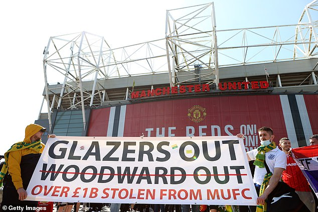 United initially joining the European Super League has led to a wave of fans calling for change