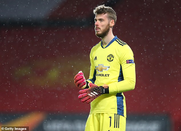 Pogba would overtake David De Gea if he signs the new deal as United's best paid player