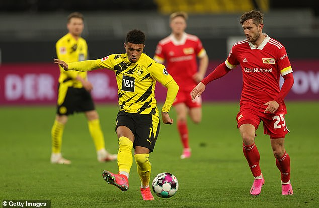 The Englishman has continued to star this season, but Dortmund have endured a tough term