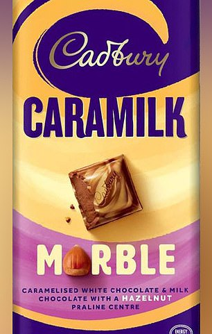 Cadbury has sent chocolate lovers into meltdown by fusing two of its most popular flavours into one epic block