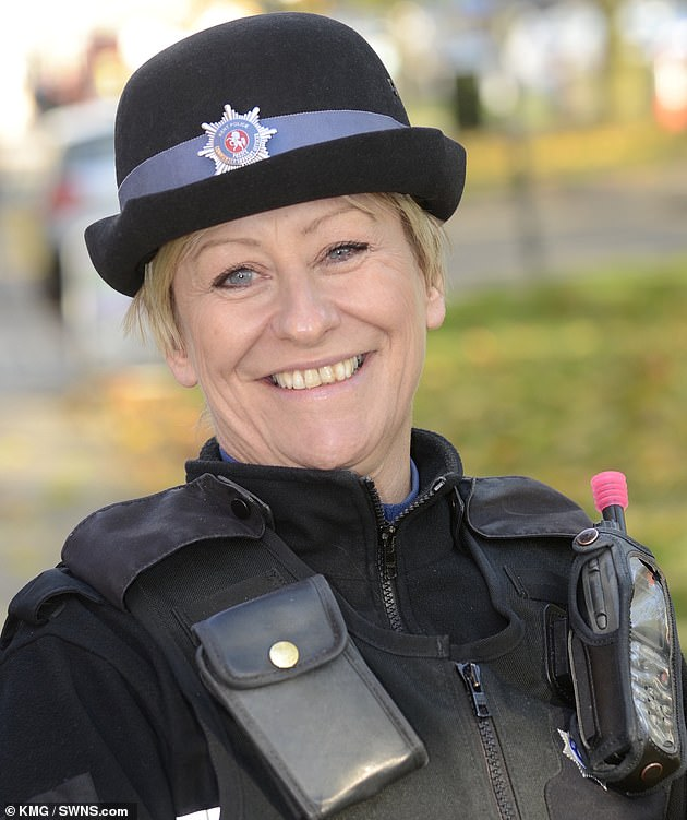 The body of PCSO Julia James, pictured, was found on Tuesday afternoon near her homein the Kent hamlet of Snowdown, near Canterbury