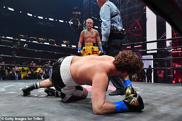 Since the win, Paul has continued to agitate professional fighters in both the boxing and MMA