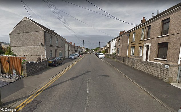Shanks was found by his friend at the property in Loughor, Swansea, the next morning and was pronounced dead at the scene