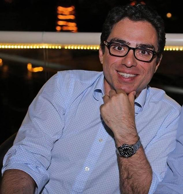 Siamak Namaz is one of four Americans known to be held in prison by Iran