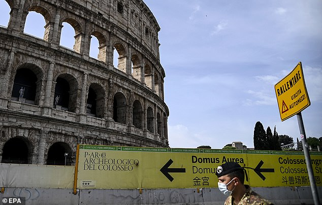 Rome's Colosseum floor where gladiators fought to the death to be restored to its former glory, Swahili Post