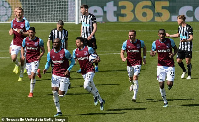 West Ham have stuttered in their unlikely top four charge but will hope for last-gasp heroics