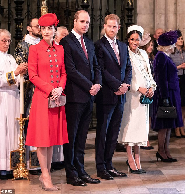 Sources have now revealed how the work of the mother-of-three has been 'refocused' in the past year since Prince Harry, 36, and Meghan Markle, 39, announced their intention to step down of life in the royal family.
