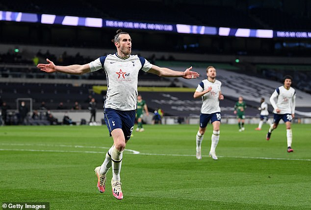 Spurs could move to extend Gareth Bale's loan for another year when they find a new boss