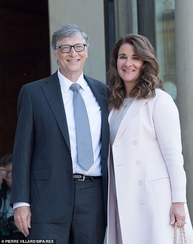 Bill Gates and his wife Melinda are divorcing after 27 years of marriage, and after building a fortune of $127billion.