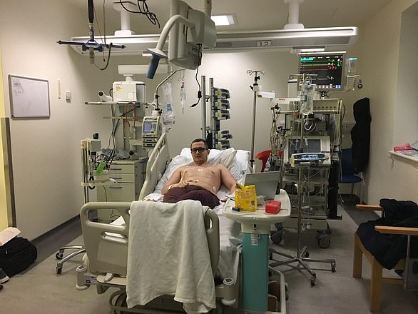 In January 2019, when his non-Hodgkin lymphoma became resistant to standard treatment, Thomas Romain, 29, a recruitment consultant who lives in Croydon with wife Emma, 29, and daughter Olivia, three, was offered CAR T-cell therapy