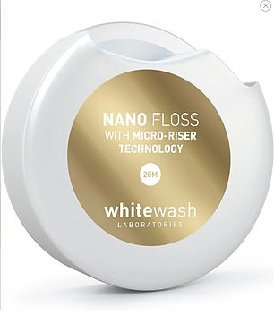 Nano Floss with micro-riser technology