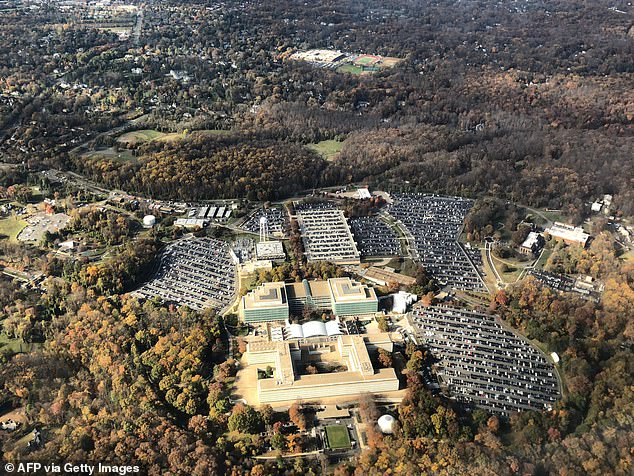 A person attempted to drive into the CIA headquarters campus in Langley, Virginia, without access and was stopped by armed guards who run the gates