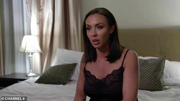 'Please don't touch them': Former Married At First Sight bride Natasha Spencer spoke out against Melanotan last year, urging fans to consider the health consequences and side effects