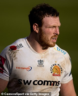Exeter number eight Sam Simmonds was named European Player of the Year last season