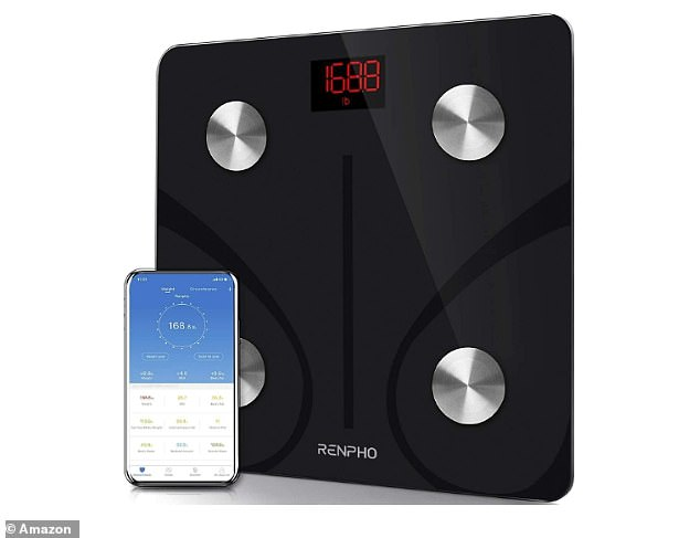 A hugely impressive 81 per cent of its reviewers have awarded the RENPHO Body Fat Scale a flawless five-star rating
