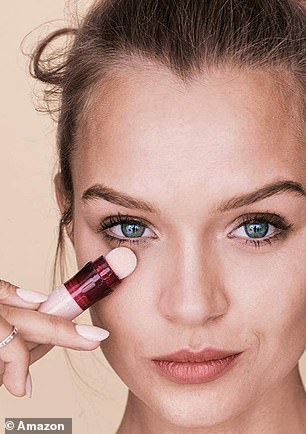 On Amazon, the concealer has earned stellar praise, racking up over 22,900 five-star ratings