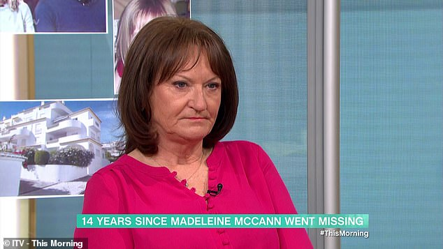 Appearing on This Morning today, former Metropolitan Police DCI Sue Hill said there's a lot of 'hearsay evidence' against Brückner and that without forensic evidence, it will be difficult to prove any involvement in the abduction