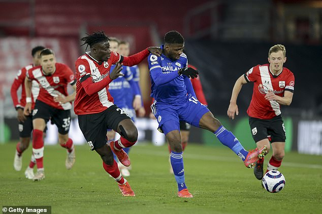Kelechi Iheanacho remains one of the most-in form stars despite a mixed evening on the coast
