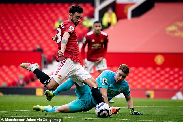 Bruno Fernandes has been in scintillating form all season for Manchester United