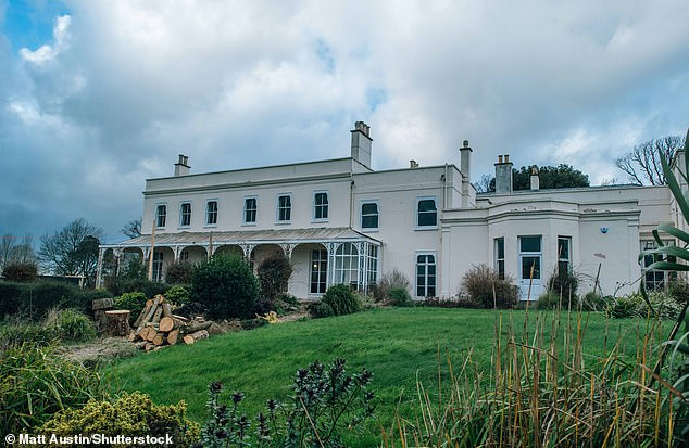 Michael Caines'Hotel and Restaurant Lympstone Manor in Devon.He is currently trying to hire 20 new staff members across the group