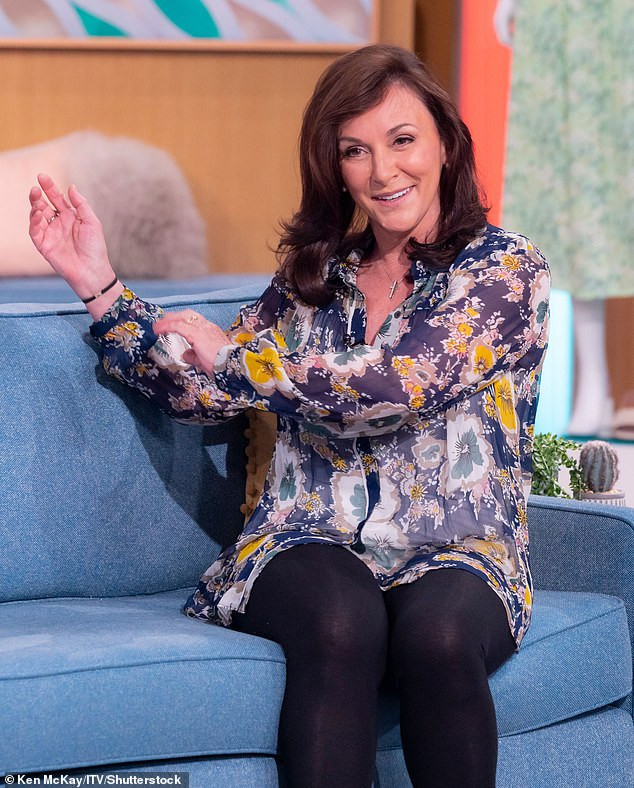 Wow!In her typical wild style, Shirley gave a cheeky response to the question as she stood up and performed a dance before quashing the claims