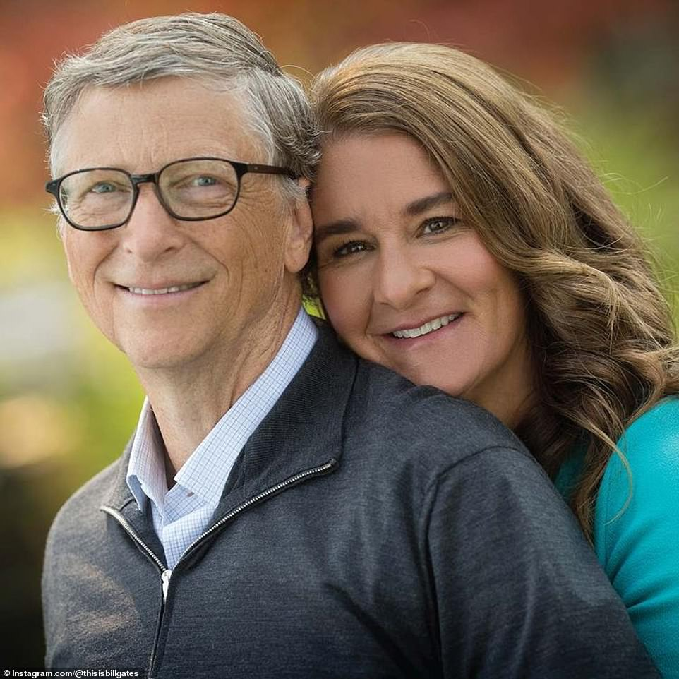 Bill and Melinda Gates, one of the world's richest couples with a fortune of $130 billion, are getting divorced - with Melinda saying the marriage is 'irretrievably broken' in divorce filings that also reveal the couple have no prenup agreement.