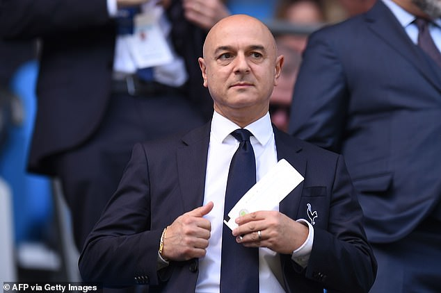 Mourinho's swift return is good for Daniel Levy - it will save Tottenham paying out millions