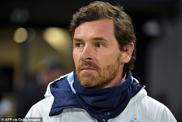 Villas-Boas had his Marseille contract terminated in March over sporting policy disagreements