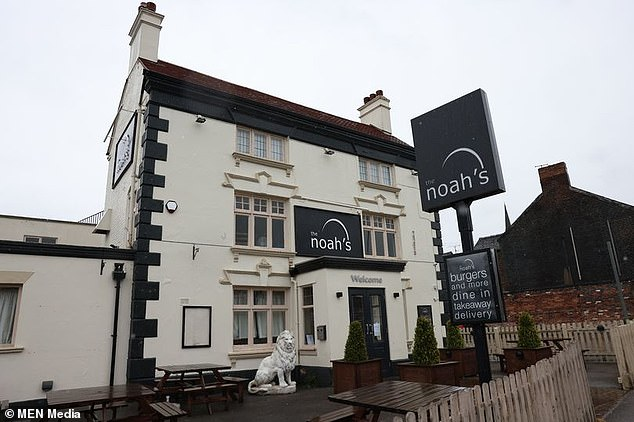 The Noah's, in Hartshill, Stoke, has blasted its rule-breaking '****head' customers and 'keyboard warriors' after it was was forced to shut its venue on Friday