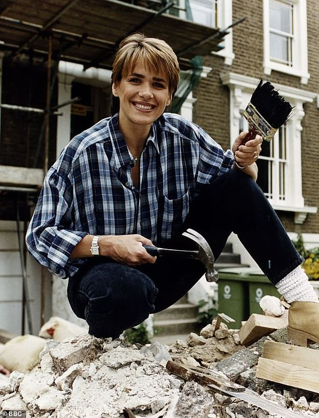 Original: Former Changing Rooms presenter Carol Smillie hinted last year that she'd be open to returning to the series, following a resurgence in DIY in recent months