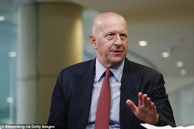 Goldman's return-to-office push gained momentum back in March when CEO David Solomon slammed remote working amid the COVID-19 pandemic as an 'aberration' and said it would not become the 'new normal' for the New York-based banking giant