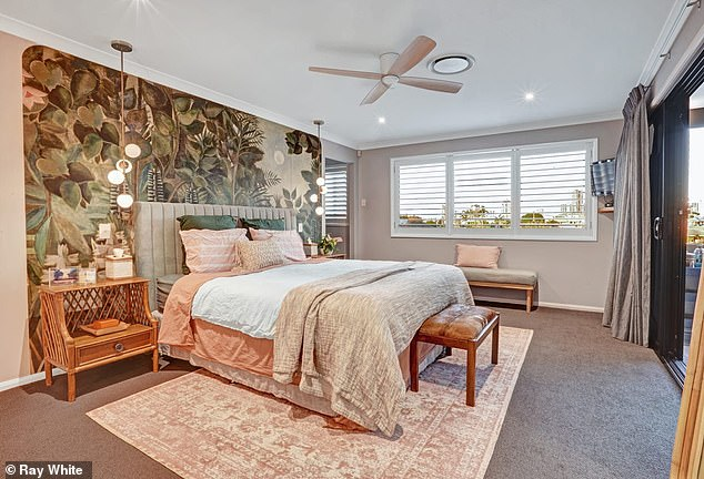 New beginnings: In a statement obtained by Daily Mail Australia this week, Giaan said that the house was her family's 'dream home,' but hinted it was time for a change