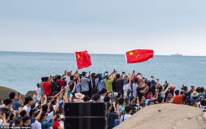 Last Thursday's liftoff was a proud moment for China and a watershed event in its quest to become a dominant force in humankind's quest for advancement in space