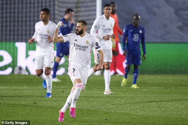 Rio Ferdinand claimed Sir Alex Ferguson wanted Karim Benzema before he joined Real Madrid