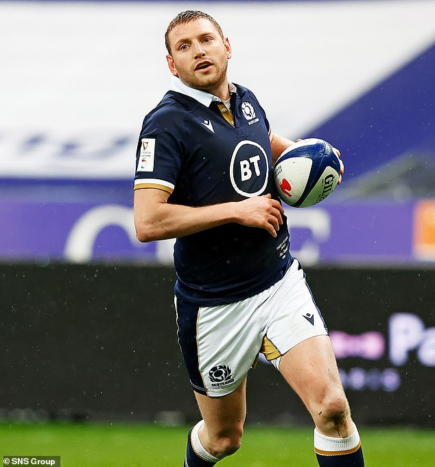 : Scotland's Finn Russell could get the nod for the tour despite concerns over histemperament