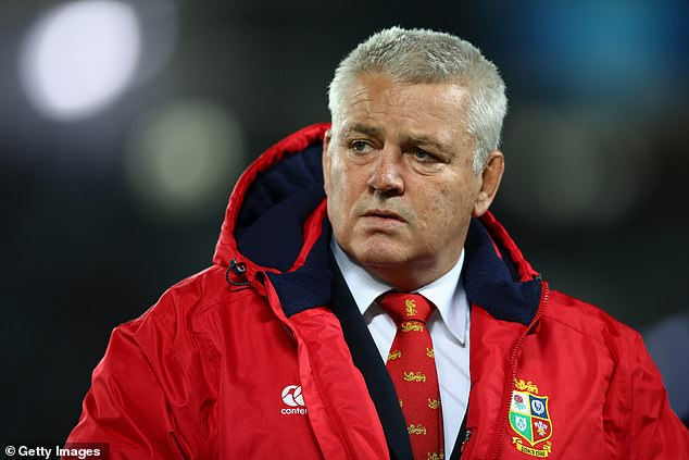 Head coach Warren Gatland and his assistants held a final selection meeting on Wednesday