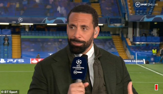 Rio Ferdinand says it's a huge positive to have so many English players through to the final