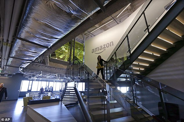 Meanwhile, Amazon has confirmed that the company still plans to bring its employees back to the office by fall.  The image above shows the company's offices in Seattle