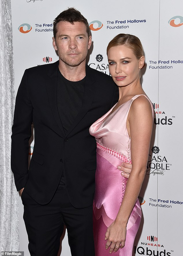 Low key:Since marrying Sam Worthington, who is best known for his role in Avatar, she has mostly stayed out of the headlines. Picturedon November 15, 2017, in Hollywood