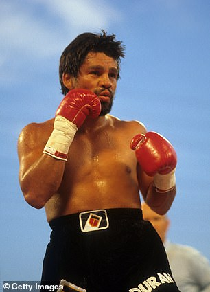 Canelo said he would have loved to have shared a ring with Roberto Duran