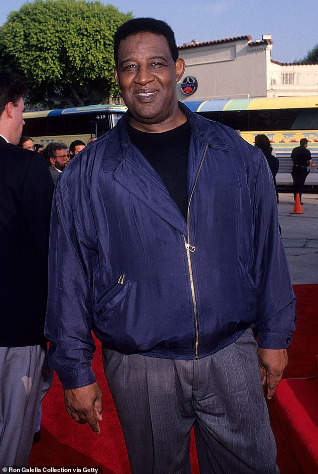 Tragic: James Bond star Frank McRae has died aged 80 (pictured in 1993)